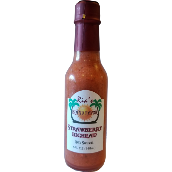Strawberry Bighead Hot Sauce